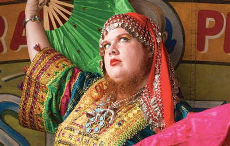 Bearded Lady Freak Show Jessa | bearded lady freak show jessa newhairstylesformen2014 com
