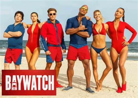 Watch Baywatch 2017 Extended Full Movie Baywatch Movie 2017 Official Red Band Trailer Video Geeky Gadgets