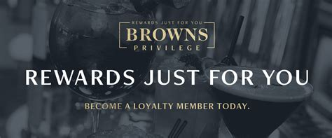Browns Restaurant Gift Card - browns restaurants dining experiences with ambience character