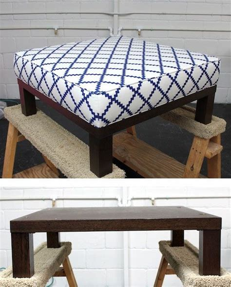 Coffee Table Turned Ottoman The World S Catalog Of Ideas