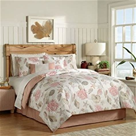 Seashell Comforter Sets by 8pc Coral Seashell Starfish Seashore Coastal
