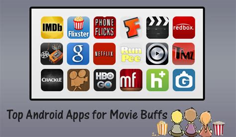 best app for free movies top 18 android apps for movie buffs top apps