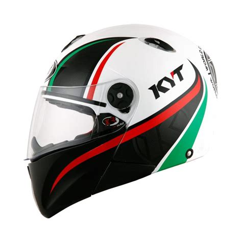 Helm Kyt Kyt X Rocket 2 by Jual Kyt X Rocket Retro 2 Helm White Black