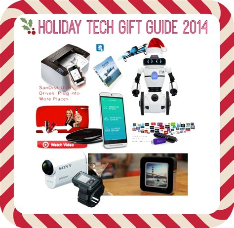 tech holiday gift guide 2014 tools 2 tiaras
