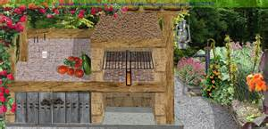 construire un barbecue barbecue en