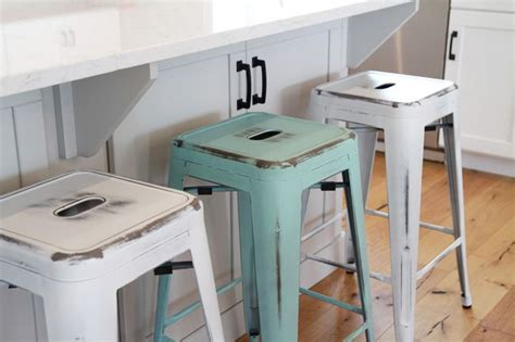 Painting Metal Bar Stools by Best 25 Kitchen Island Stools Ideas On