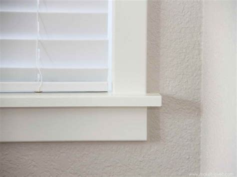 gallery  simple window trim diy home improvement