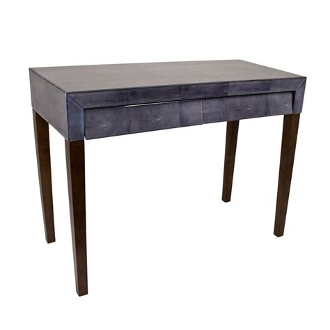 glass dressing table shagreen glass dressing table by out there interiors