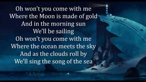 beautiful songs lyrics the 25 the most beautiful song quot song of the sea lullaby