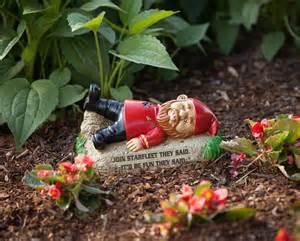 garden gnomes star trek garden gnomes should boldly go in your back yard