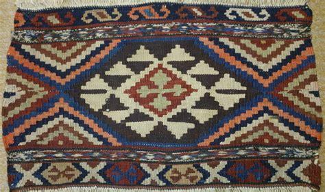 antique treasures rugs antique shahsavan kilim panel no 113 size 50 30cm late 19th century rugrabbit