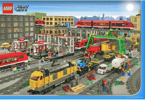 Exklusif Lego 7499 City And Track Berkualitas lego and tracks 7499 city