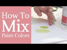 how to mix paint colors how to mix paint colors color mixing tutorial tints