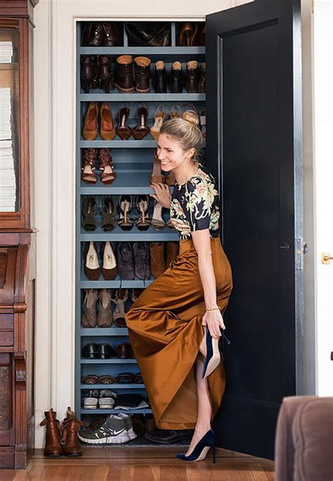 Smith Closet by 7 Ideas For Clever Shoe Storage By Duran The