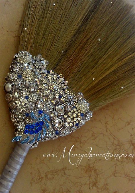 How To Decorate A Broom For A Wedding by Best 25 Wedding Broom Ideas On Jumping The