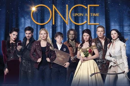 once upon a time tv show poster 24 x 36 cast [241315