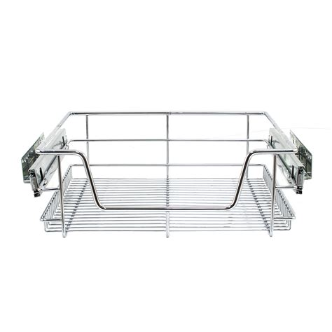 kukoo 4 x kitchen pull out baskets 500mm wide cabinet soft close wire storage metal drawers 5 pull out kitchen storage wire baskets drawer slide out