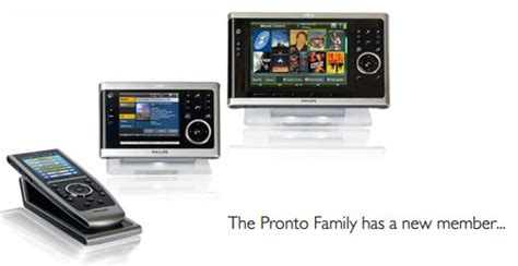 philips unveils updated pronto software for home