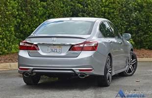 2016 Honda Accord V6 2016 Honda Accord V6 Touring Review Test Drive