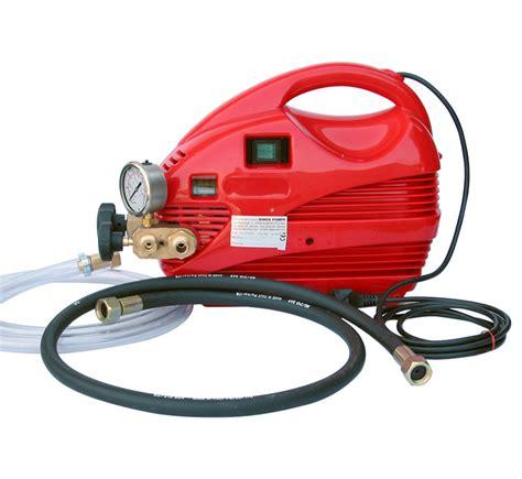 test su 50 bar elektrikli su test pompası hidrostatik su test