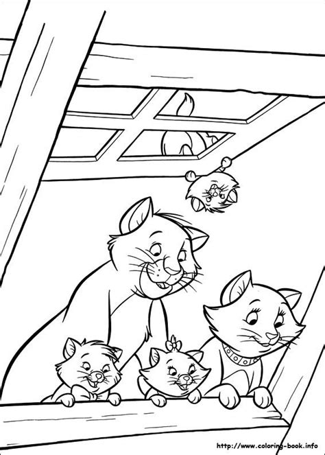 coloring pages aristocats disney roquefort aristocats coloring pages coloring pages