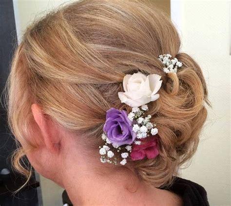Hochsteck Brautfrisuren by Hochzeit Und Brautfrisuren Sowie Make Up Komplettes