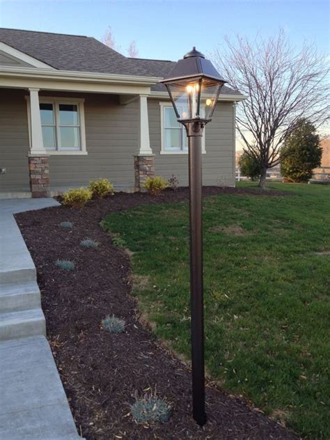 customer photos of gas street l outdoor yard lighting