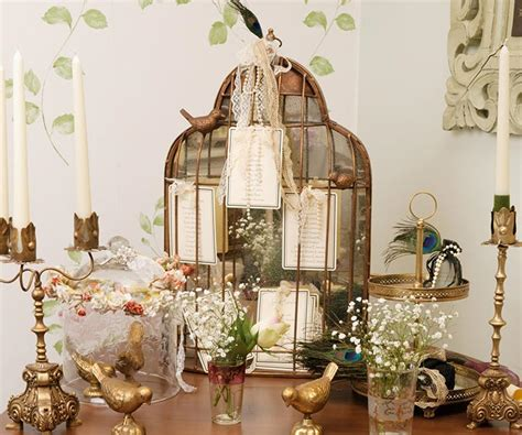 Bird Cage Wedding Decor by Best Wedding Decorations To Hire D 233 Cor On Your D Day