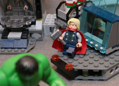 Murah Lego Superheroes 6868 S Helicarrier Breakout lego heroes 6868 s helicarrier breakout i brick city