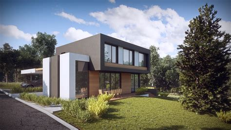 single family house single family house dragalevci sofia kunchevarchdesign