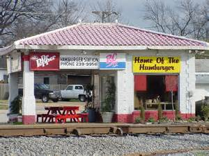 Paragould ar the humburgur station photo picture image arkansas