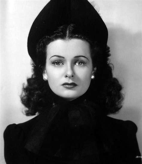 dark haired actresses of the 1930s retro gran spotlight on joan bennett