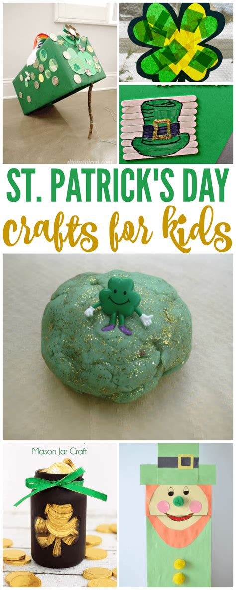 st patricks day craft for st s day crafts for