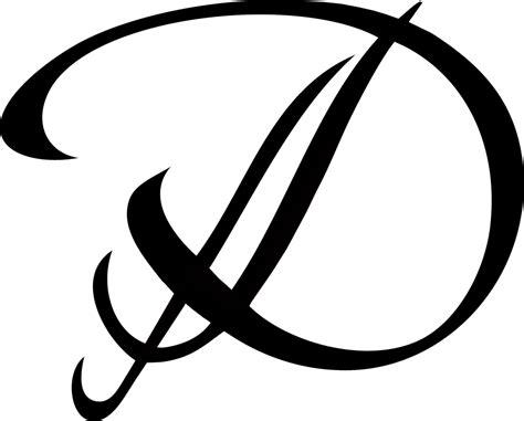 Letter D - Dr. Odd D Alphabet Design