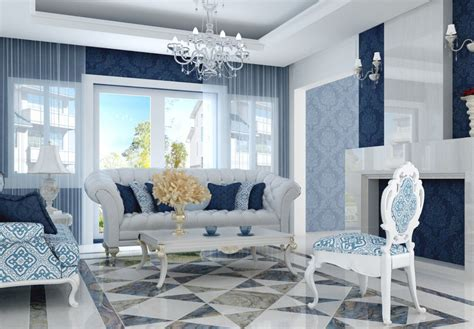 neoclassical living dining room and porch download 3d house elegant neoclassical living room interiors