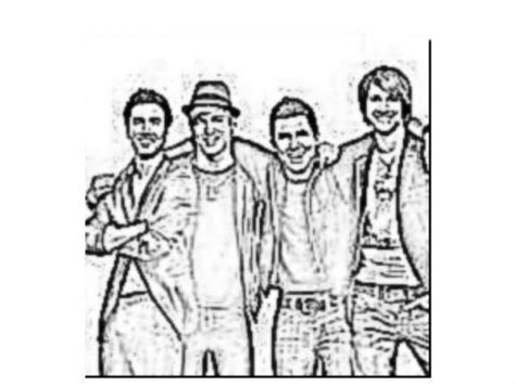 bigtime rush free coloring pages
