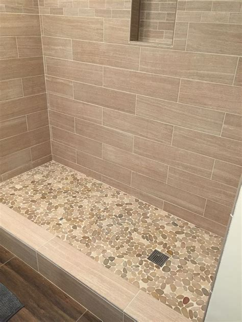bathroom shower floor ideas 17 best ideas about shower tiles on shower