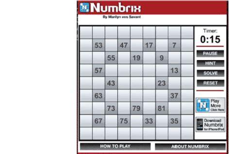 printable numbrix puzzles parade free printable sudoku puzzles sound numbrix play music