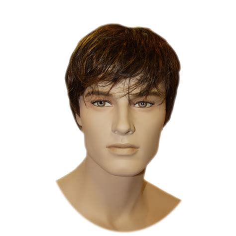 wigs world of wigs costume wigs styles men 70s shag male fashion mannequin wigs wigs for realistic male
