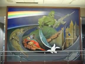 sinister sites the denver international airport denver airport murals denver airport murals denver colorado denver airport denver colorado