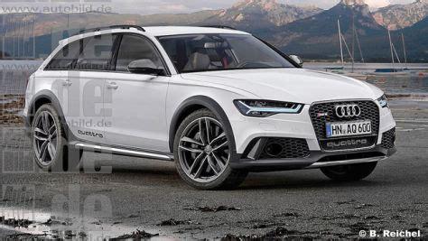 Audi A6 Allroad Gebrauchtwagen Test by Audi A6 Allroad Quattro Autobild De