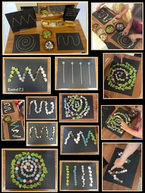 patterns in nature kindergarten 166 best provocations images on pinterest
