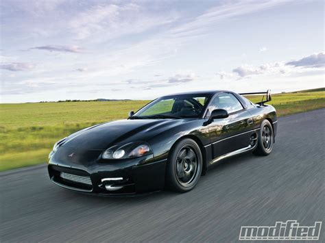 new mitsubishi 3000gt 1999 mitsubishi 3000gt vr4 porsche hunter modified