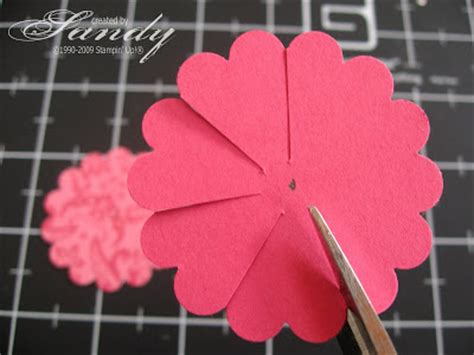 How To Make 3d Paper Flowers - easy paper flowers to make