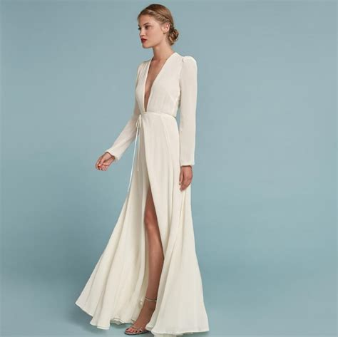 Wrap Style Wedding Dresses by 20 Wrap Wedding Gown Styles You Will