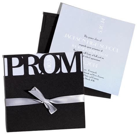 prom invite ideas 7 tips for creating amazing prom invitations