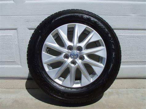 Toyota Oem Tires For Sale Used Toyota 2012 In Prius Oem 15 Quot Rims