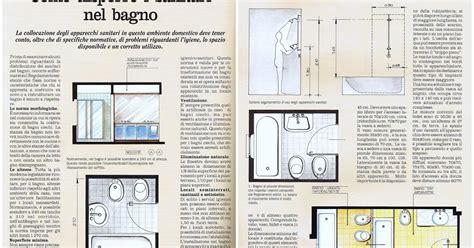come disporre i sanitari in bagno passionecasa appunti di architettura come disporre i