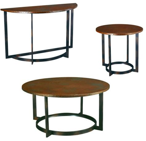 Traditional Coffee Table Sets Hammary Nueva Coffee Table Set Traditional Coffee Table Sets By Beyond Stores