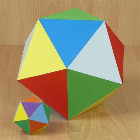 Origami Icosahedron - origami icosahedron 28 images origami stellated
